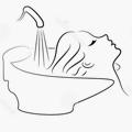 mein Haar schamponieren